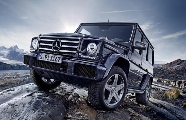 Nowy Mercedes Klasy G facelift