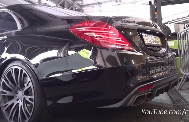 Mercedes S Brabus
