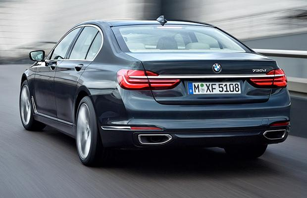 BMW Serii 7 2016