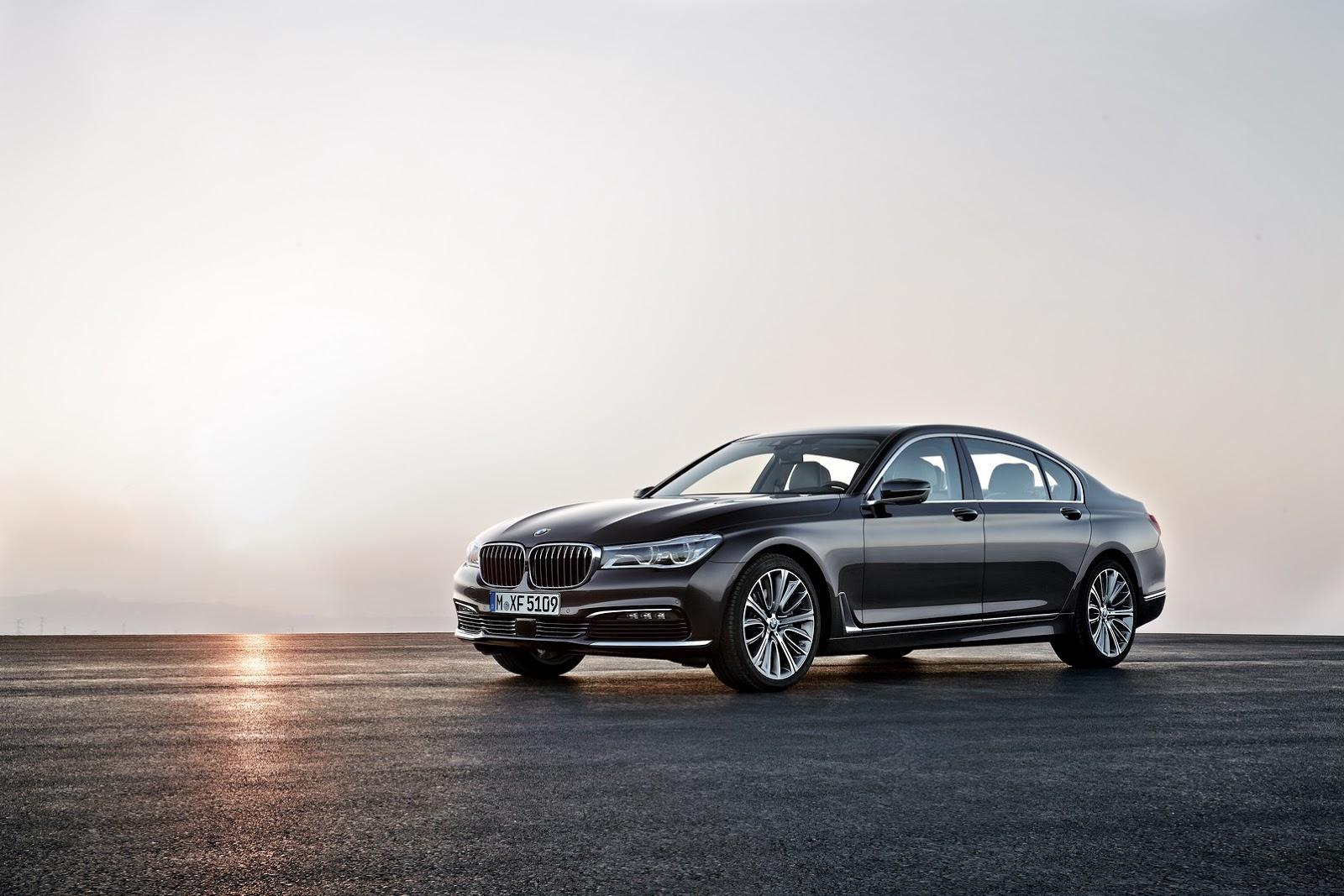 BMW Serii 7 G11 2016