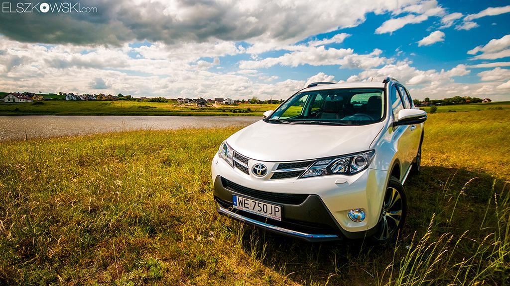 Toyota RAV4 Premium 2.0 D-4D 4×4