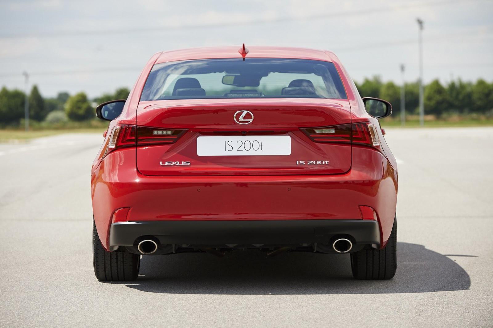 Lexus IS 200t