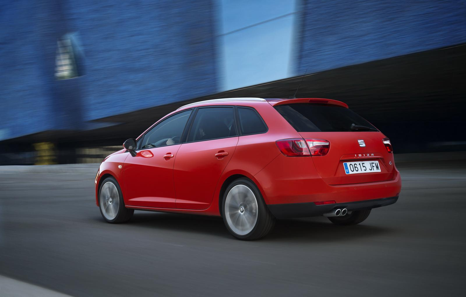 Seat Ibiza 2015 Facelifting