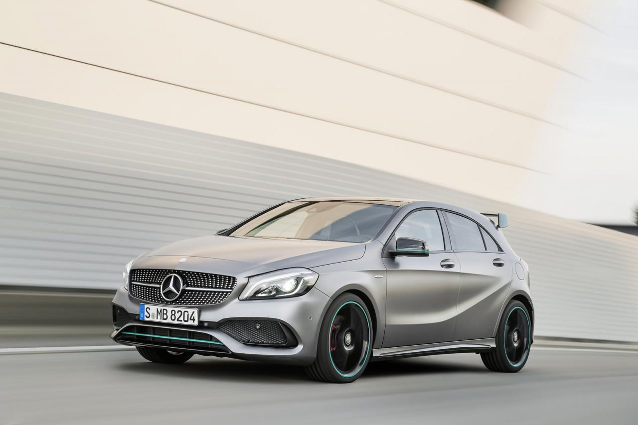Mercedes A45 AMG 2016 Facelift