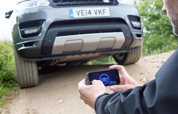 Range Rover Sport Remote