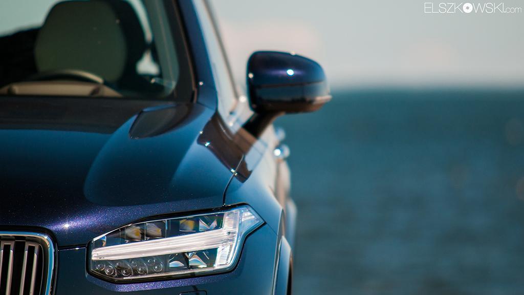 Nowe Volvo XC90