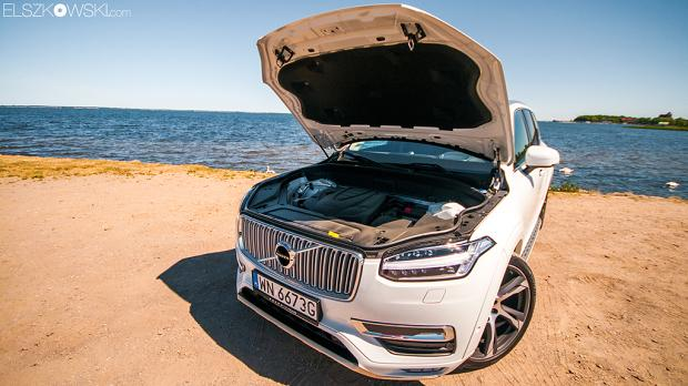 Volvo XC90 2015 engine