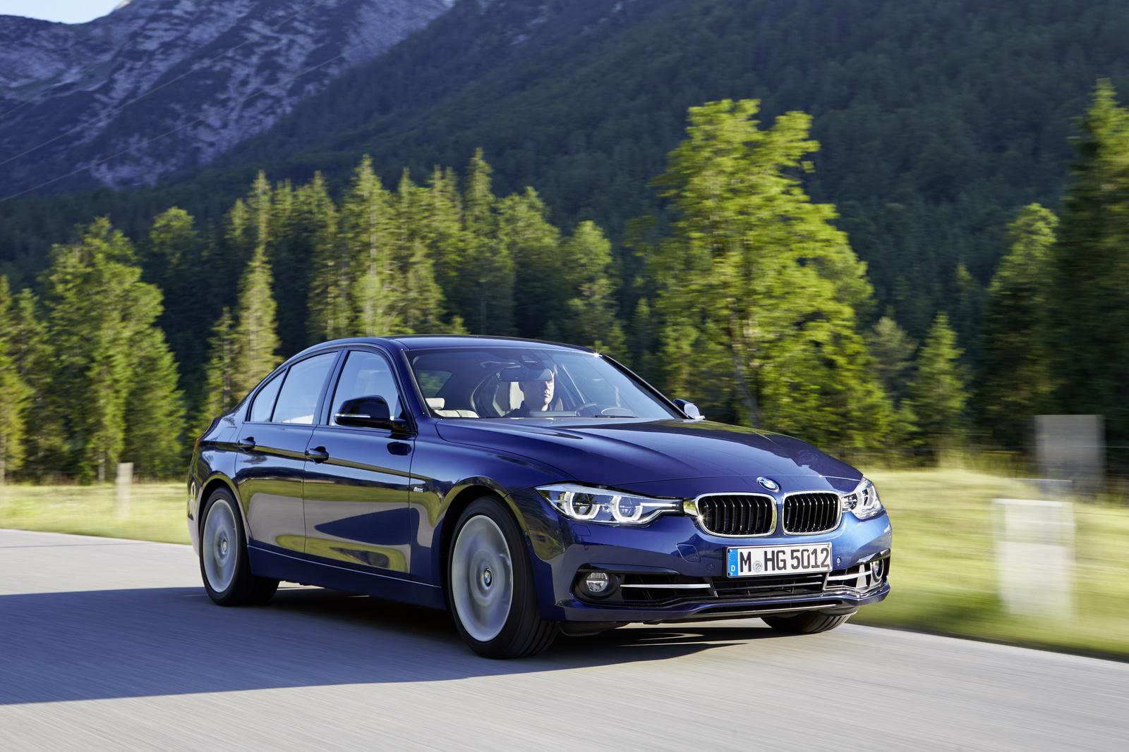 BMW Serii 3 2016