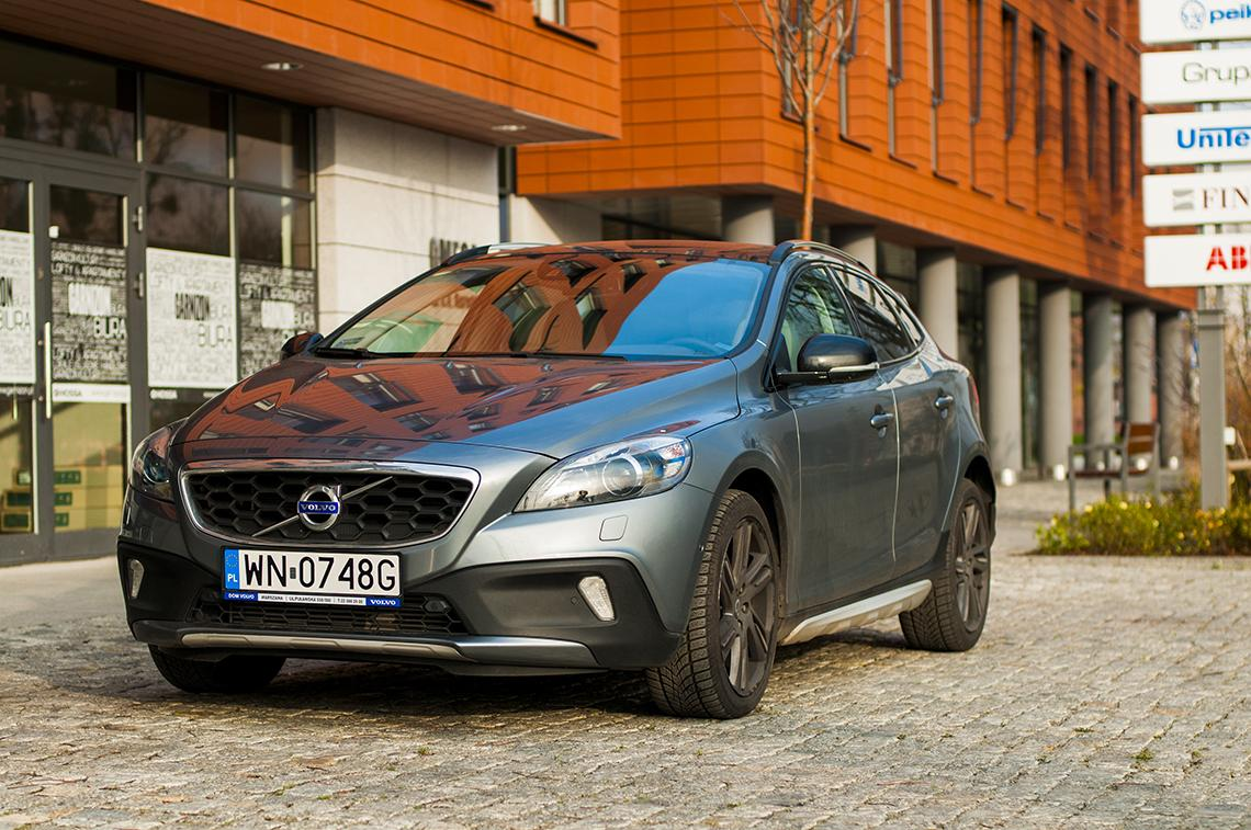 Volvo V40 CrossCountry T4