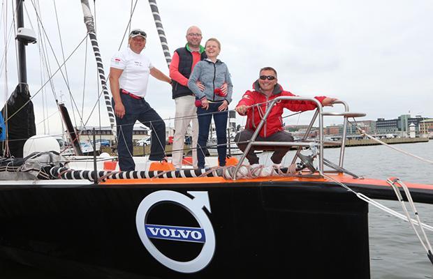 Volvo Ocean Race Ślub