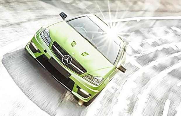 Mercedes-AMG C63 Coupe Legacy Edition