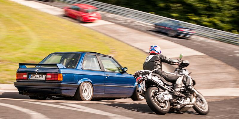 BMW e30 Nurburgring