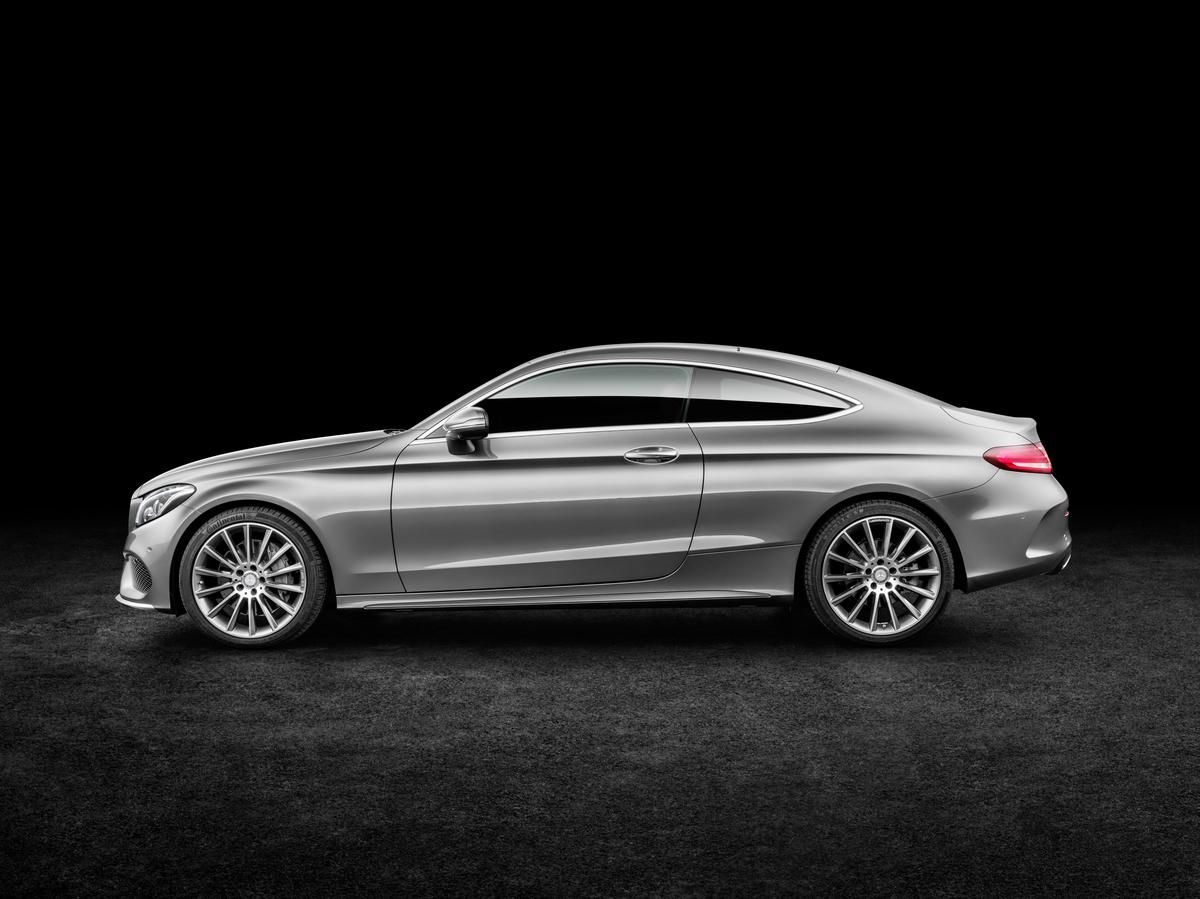 Mercedes-Benz C Coupe 2016