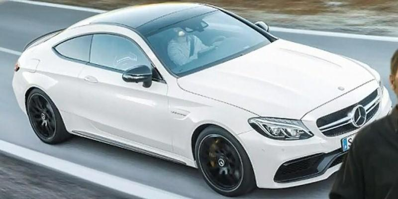 Mercedes C63 AMG Coupe 2016