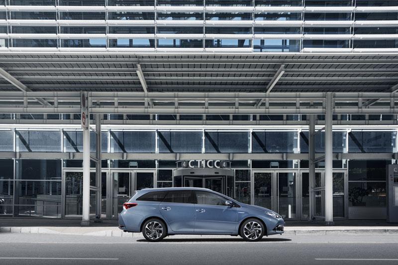 Toyota Auris Facelift 2015 1,2 t