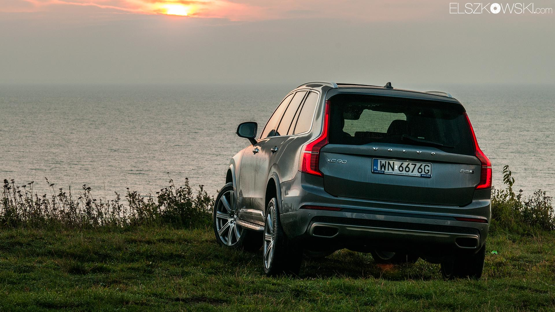 Volvo XC90 D5 Inscription