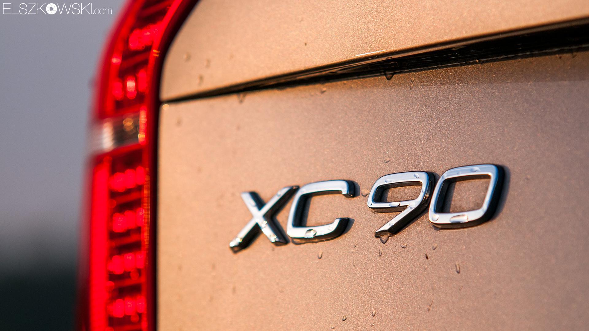 Volvo XC90 D5 Inscription