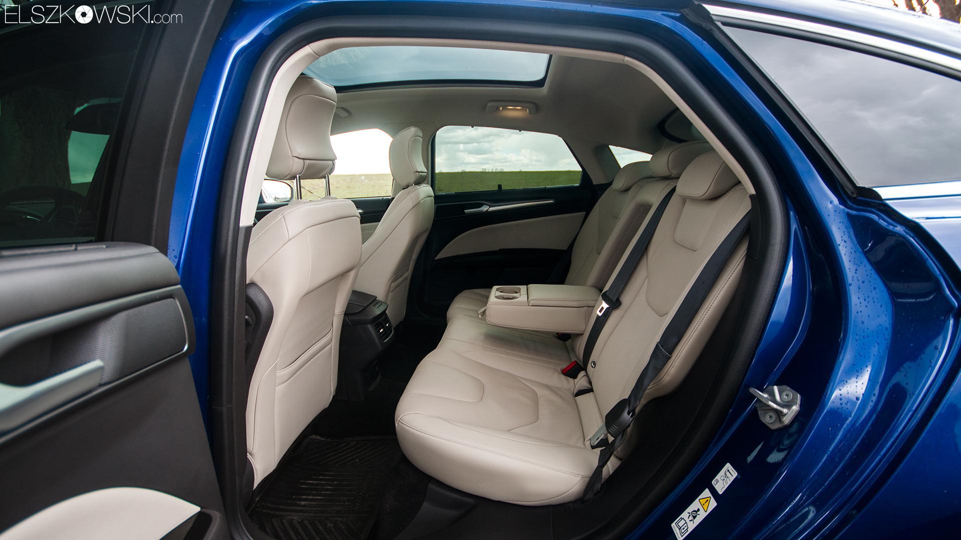 Ford Mondeo 1,5 EcoBoost Titanium