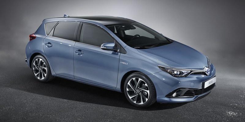 Toyota Auris 2015 Facelift 1,2 t
