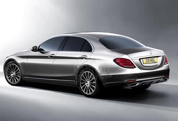 Mercedes-Benz E 2016