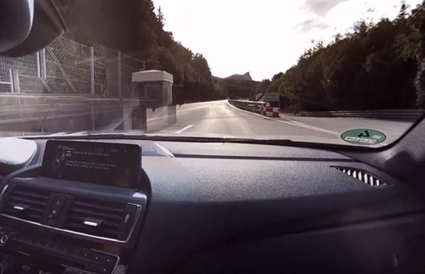 BMW M2 Salzburgring