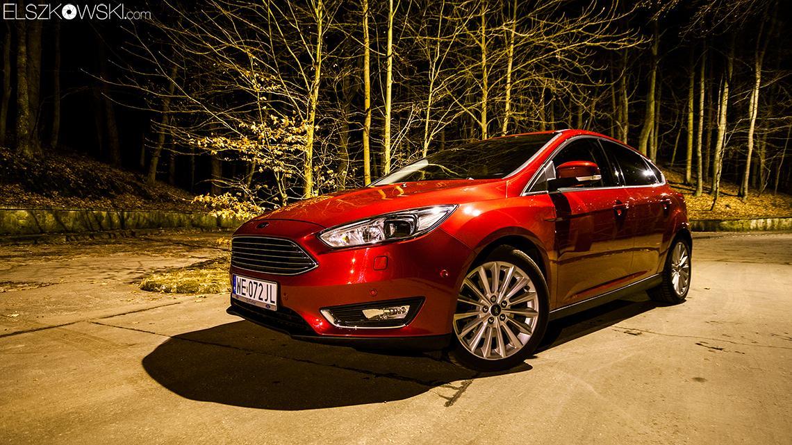 Ford Focus 1,5 EcoBoost Titanium