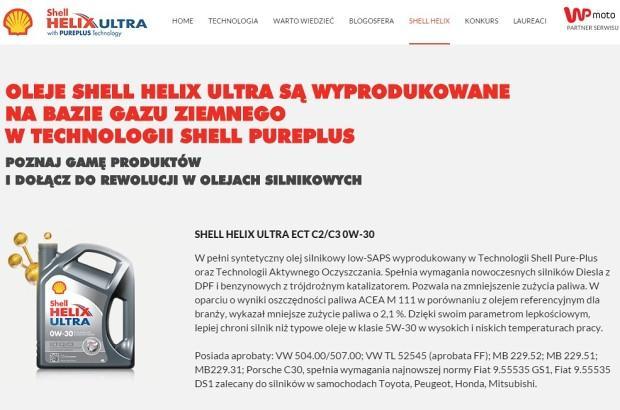 Shell wp.pl
