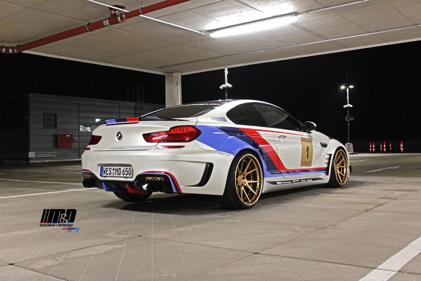 Prior Design PD66XX GT3 BMW 650i