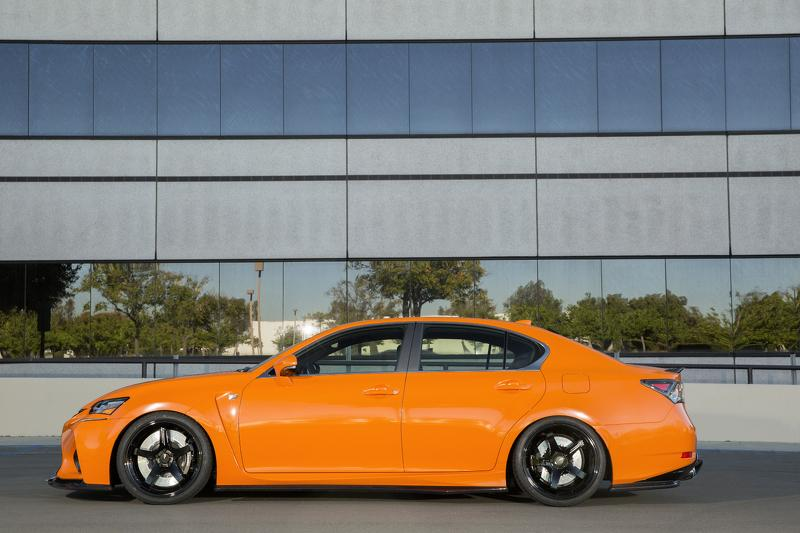 Lexus GS F SEMA