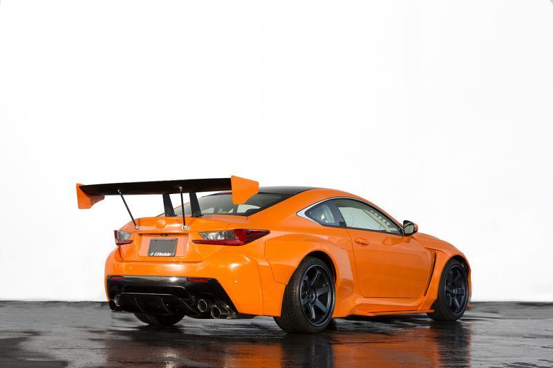 Lexus IS F SEMA