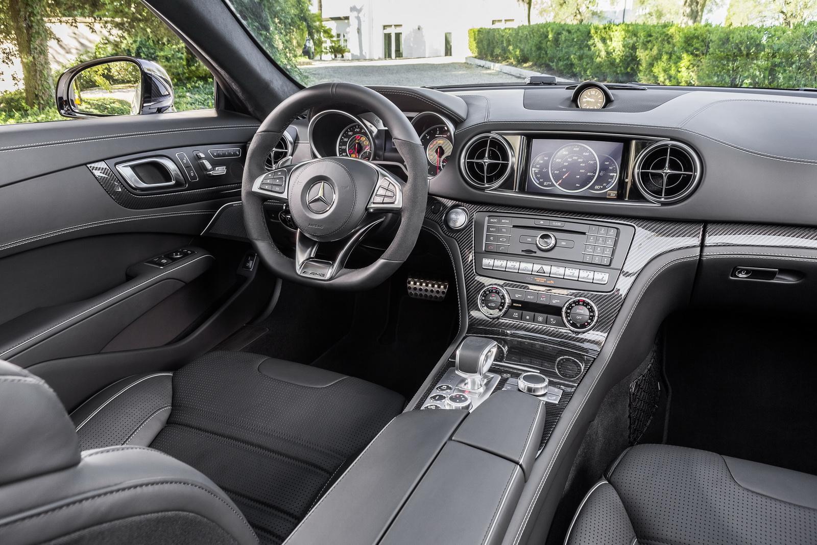 Mercedes-Benz SL 2016