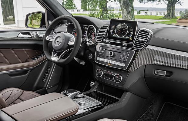 Mercedes GLS 2017