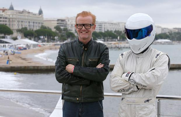 Chris Evans The Stig