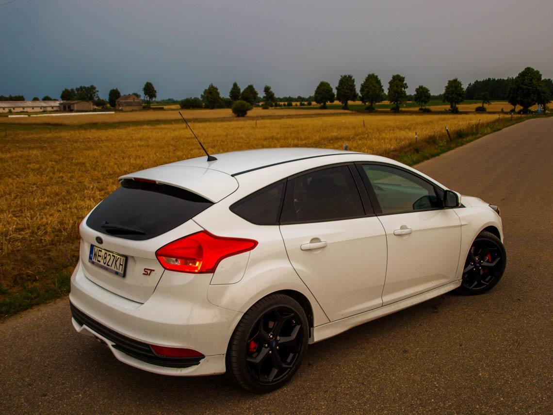 Ford Focus ST TDCI