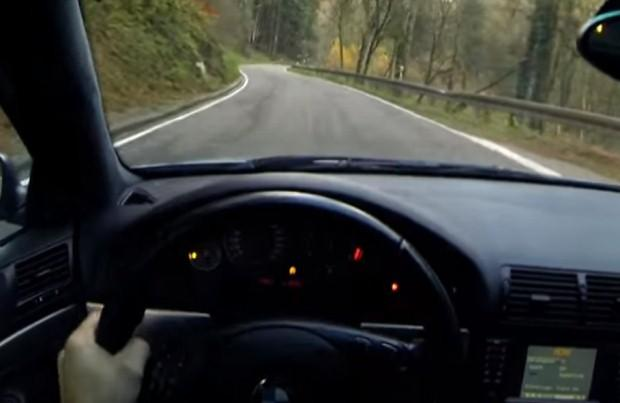 BMW M5 E39 Onboard