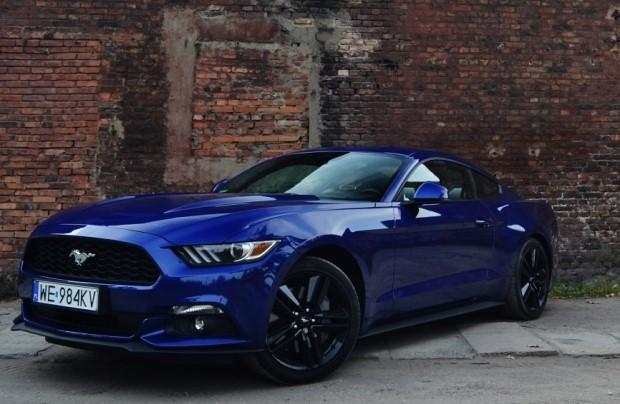 Ford Mustang 2,3 l Ecoboost