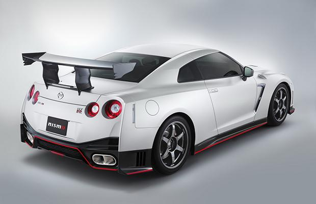 Nissan GT-R Nismo N Attack