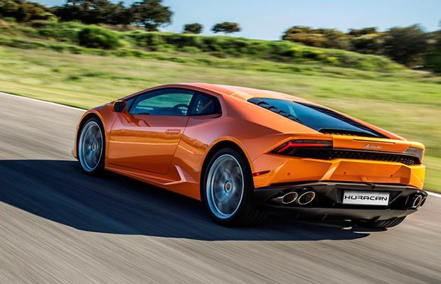 Lamborghini Huracan 2016