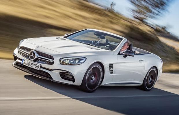 2016 Mercedes-Benz SL