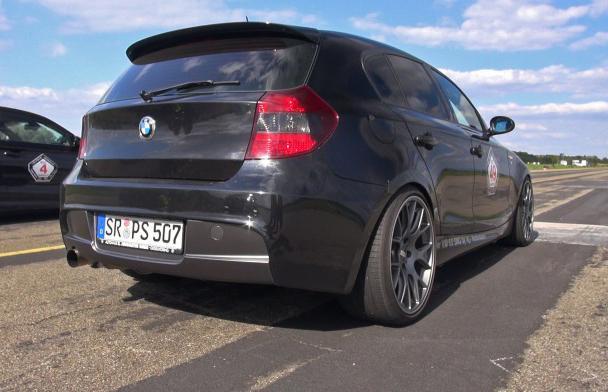 BMW 1 v10 engine