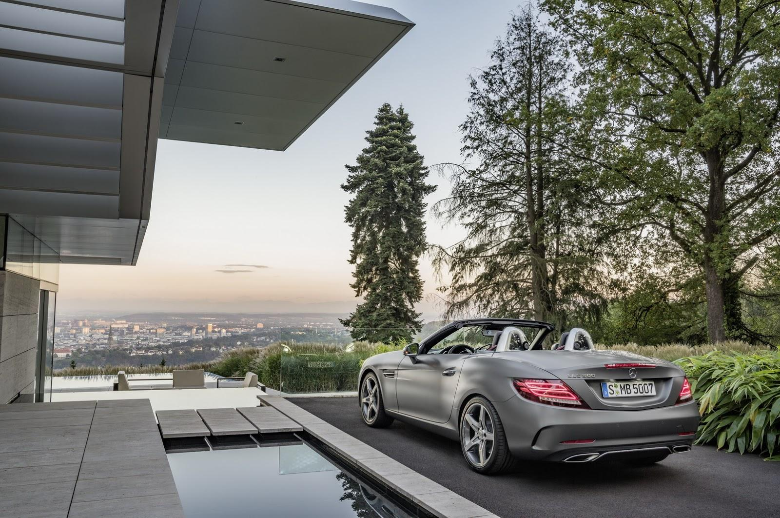 Mercedes-Benz SLC 2017