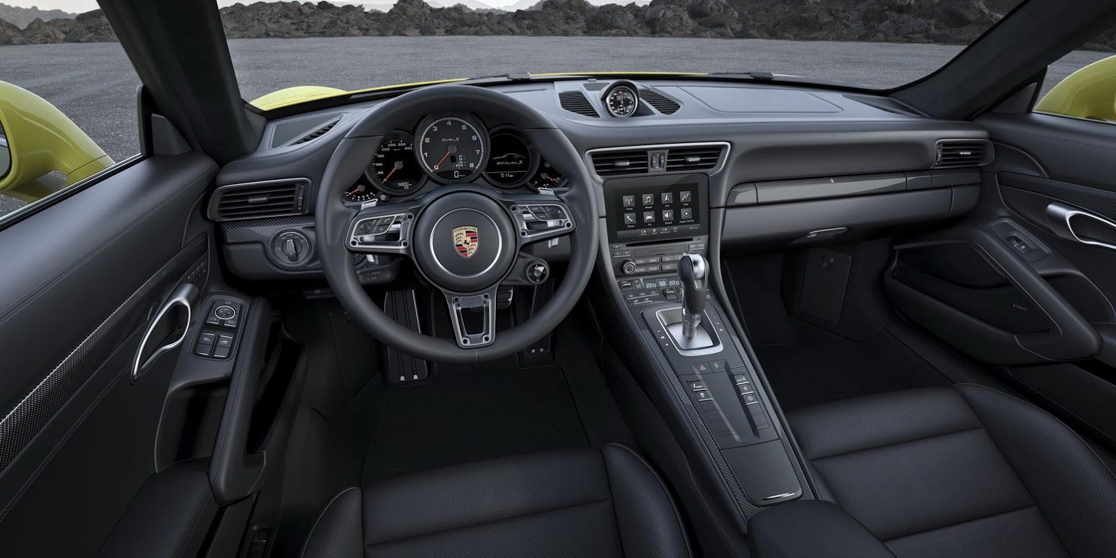 Porsche 911 Turbo 991.2