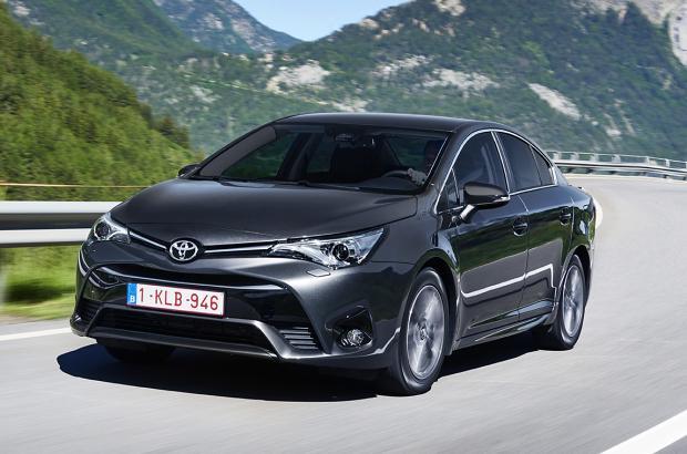 Nowa Toyota Avensis