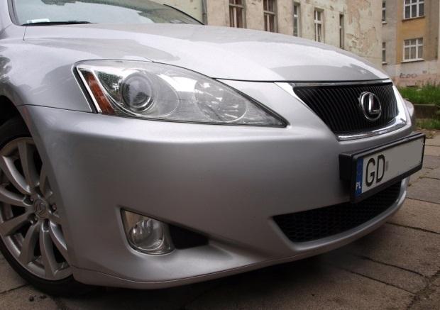 Lexus IS Silver