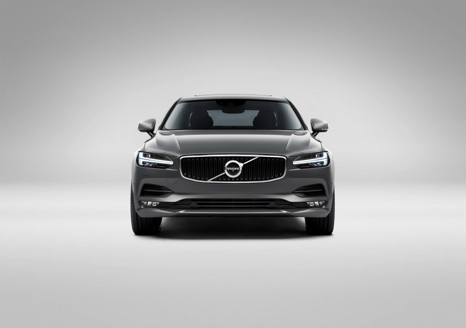 Volvo S90 2016