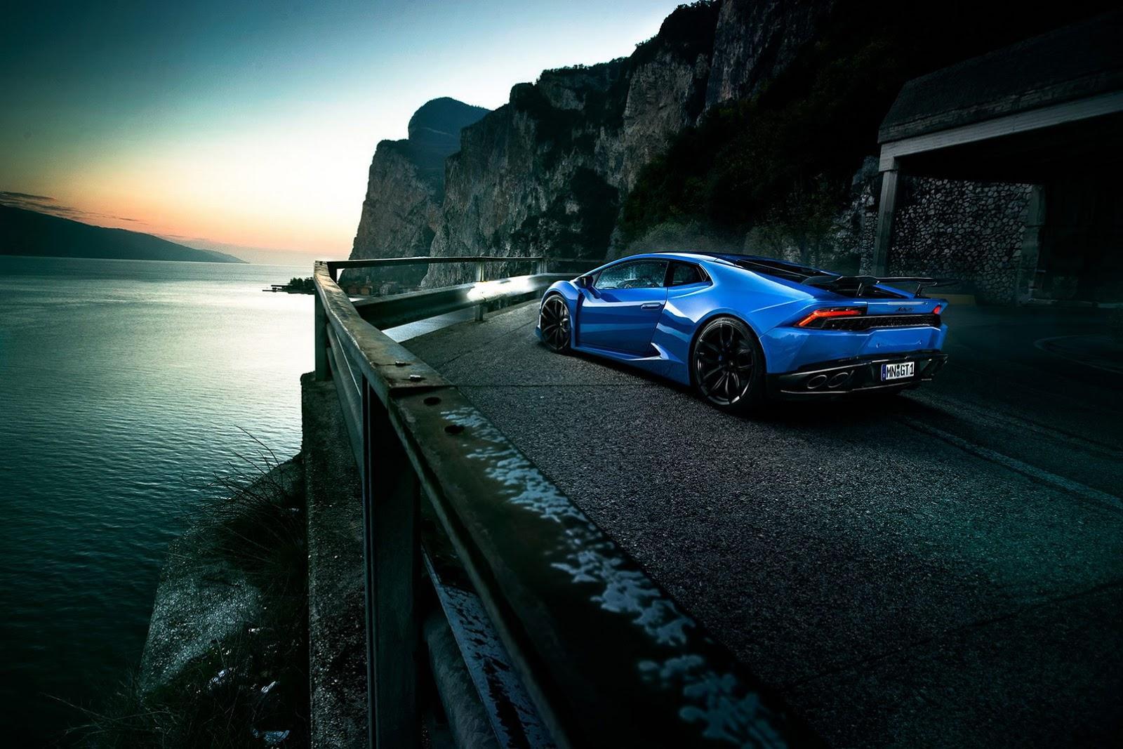 Lamborghini Huracan Novitec Torado N-Largo