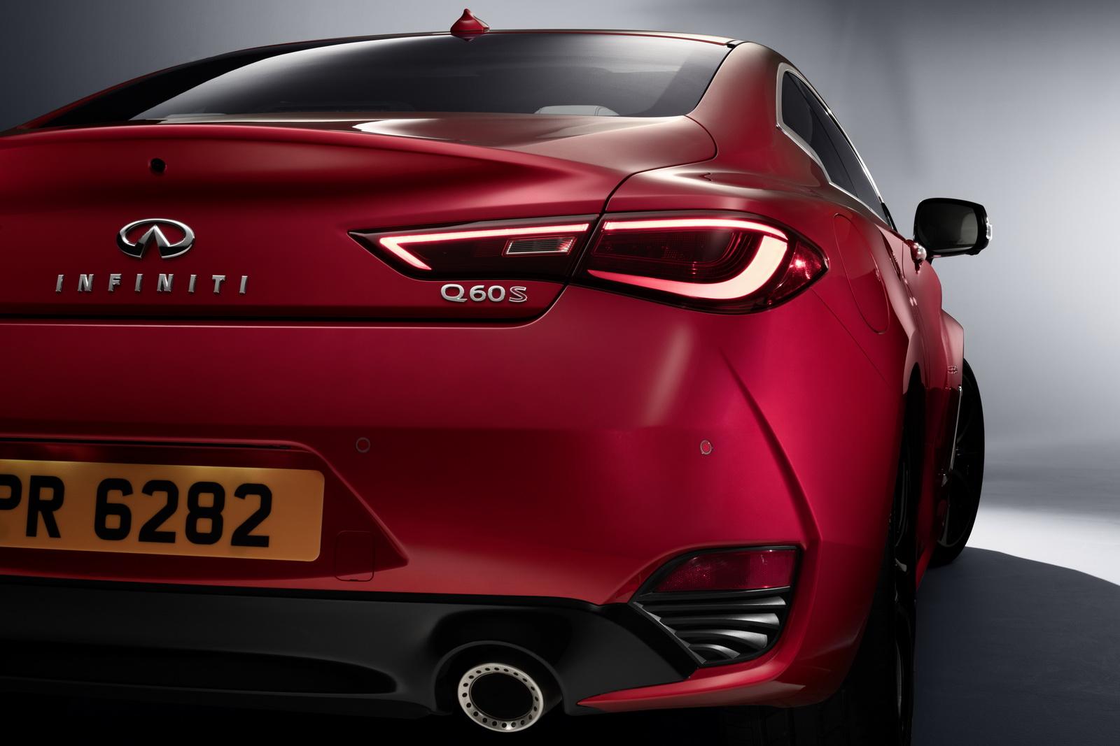 Infiniti Q60 Coupe 2016