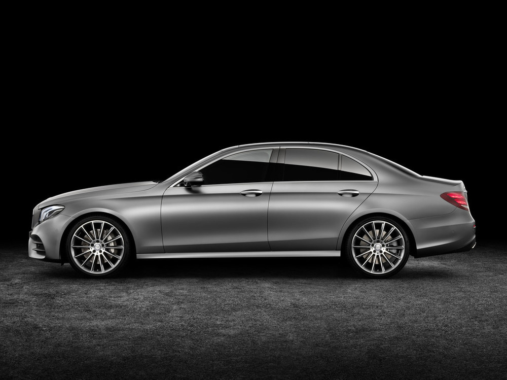 Mercedes Klasa E 2017 wyciek