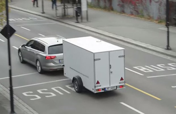 Volkswagen Passat Trailer Assist