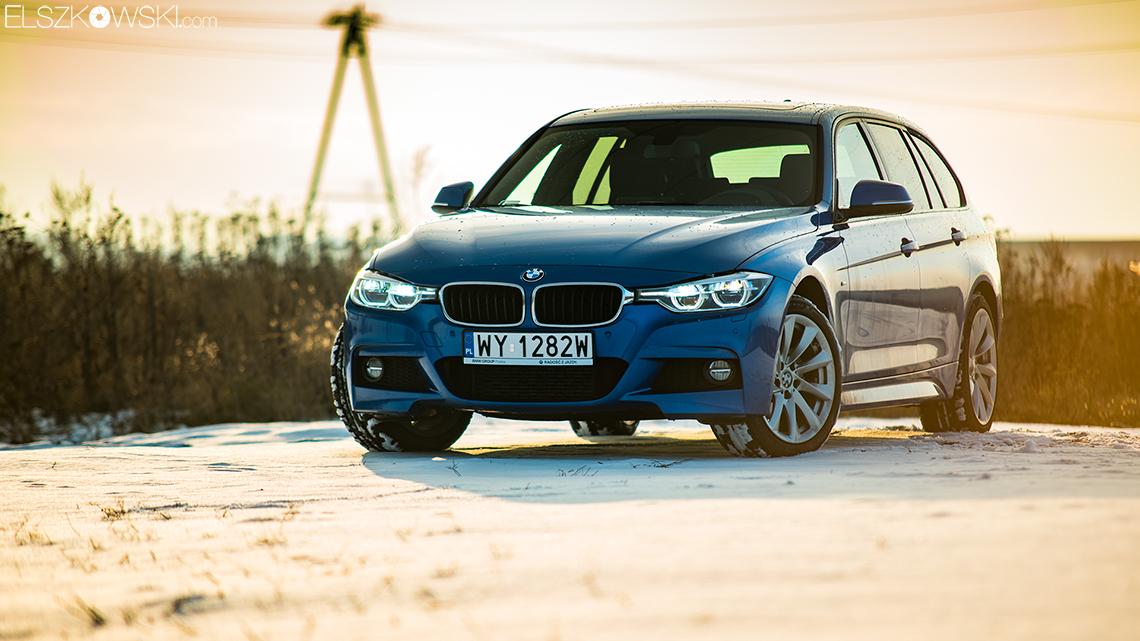 BMW 320d xDrive Touring